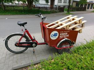 public cargo bike